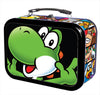 Yoshi & Super Mario (retro 2-D) Tin with lots of extras!