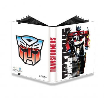 Transformers Pro Binder - Optimus Prime
