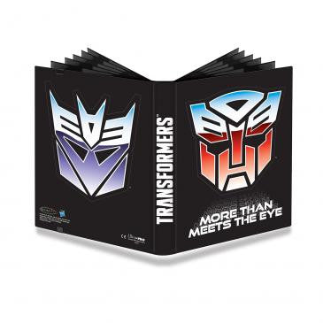 Transformers Pro Binder - Shields