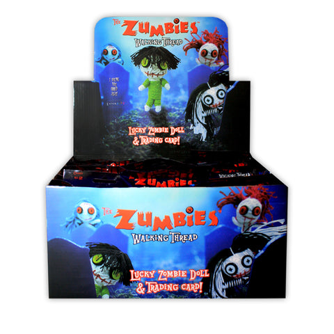 The Zumbies: Walking Thread Lucky Zombie Doll
