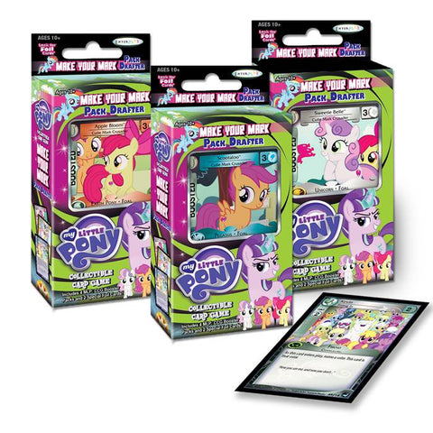 "MLP CCG Marks in Time ""Deck"" Pack Drafter"