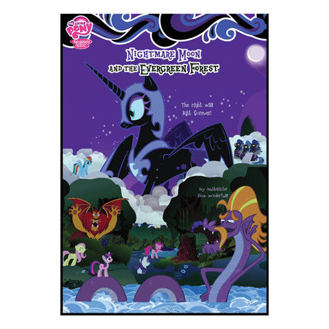 MLP Poster Nightmare Moon