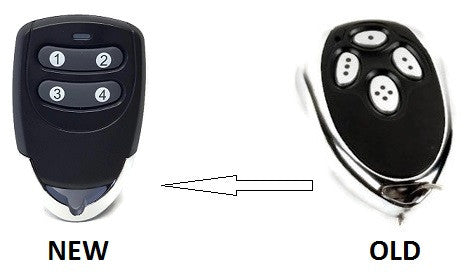 Aleko New Remote Keyfob Transmitter