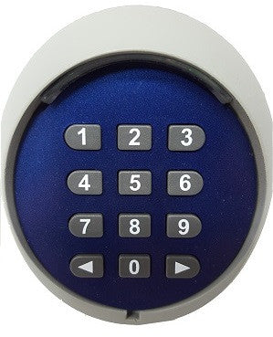 Aleko Compatible Wireless Keypad