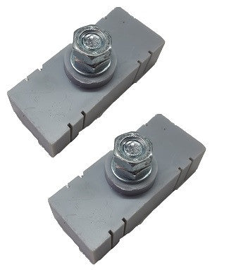 2 Limit Magnets for Aleko Compatible AC1400, AR1450, AC2000, AR2050 Slide Gate Operator