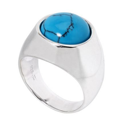 Kameleon Sterling Silver Courage Ring, KR068