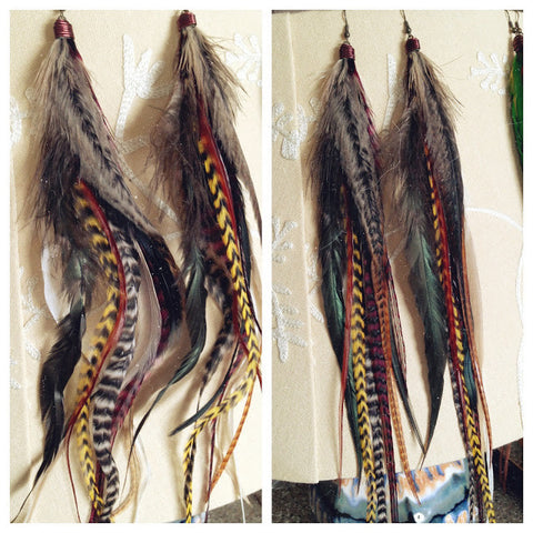 Feather Extension Care