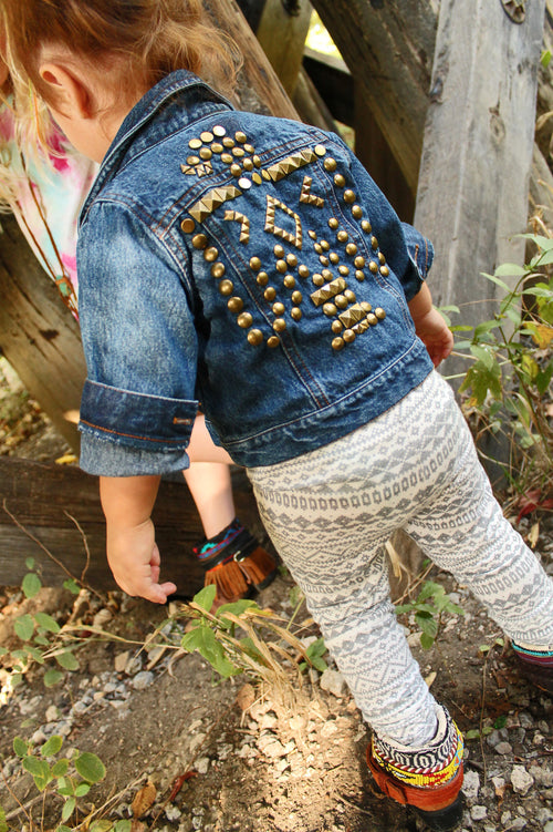 Thunderstruck Toddler Jacket