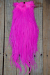 pink feather sadde