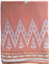 Ikat Beach Blanket Towel