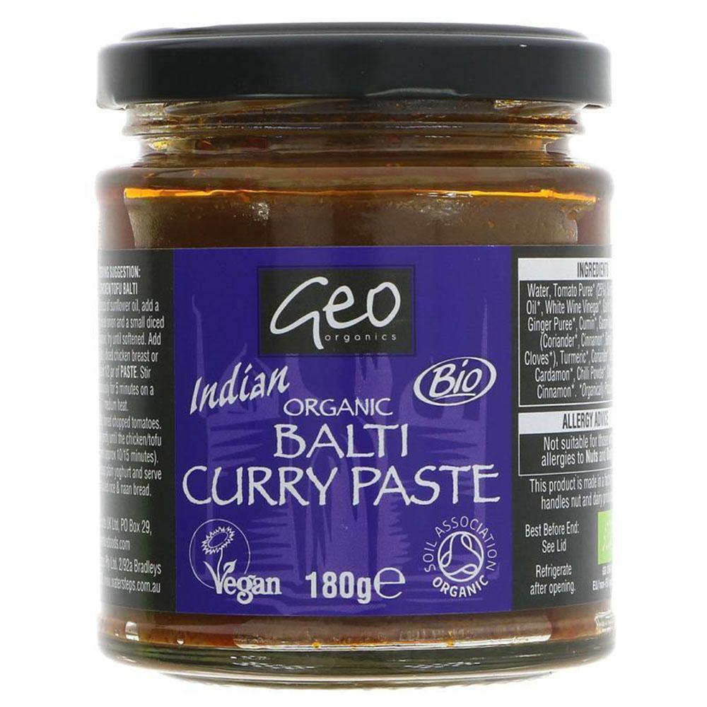 Balti Paste - 180g - Vegetropolis Organic Fruit and Veg Delivery Service