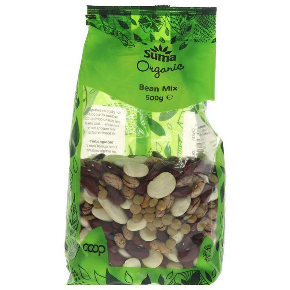 Bean Mix - 500g - Vegetropolis Organic Fruit and Veg Delivery Service