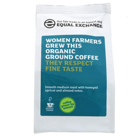 Coffee - Ground 227g - Equal Exchange - Women Grew This - Vegetropolis Organic Fruit and Veg Delivery Service
