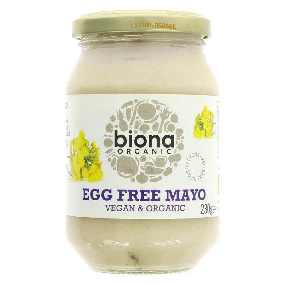Mayo - Egg & Soya Free - 230g - Vegetropolis Organic Fruit and Veg Delivery Service