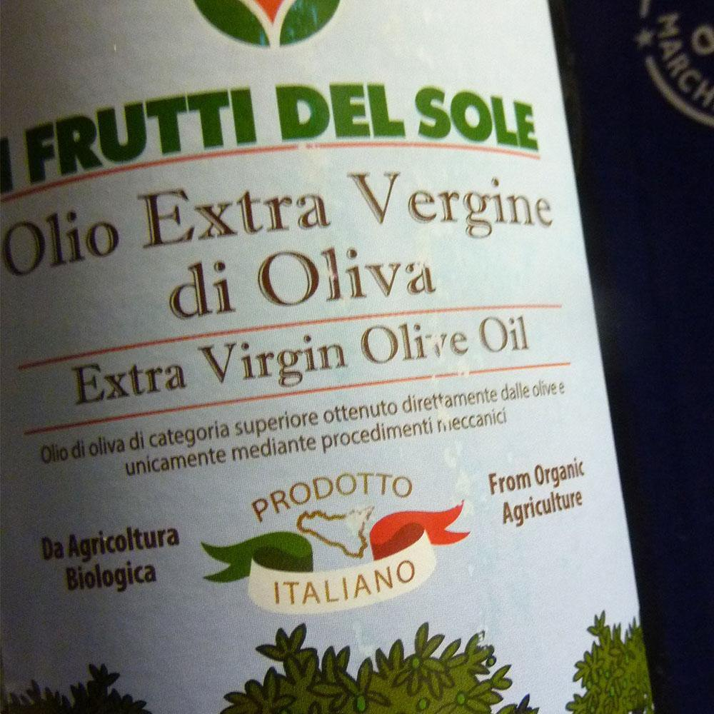 Olive Oil - Extra Virgin - 1ltr. - Vegetropolis Organic Fruit and Veg Delivery Service