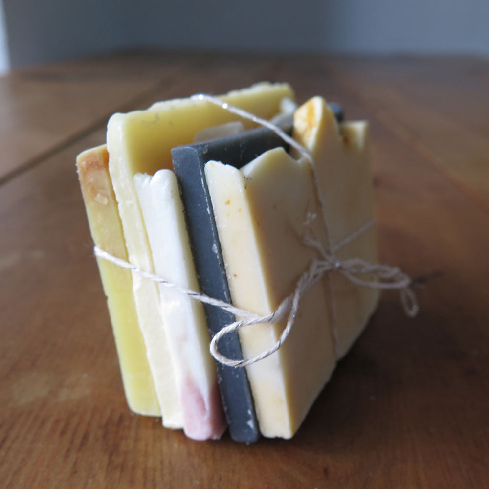 Soap Sampler Stack