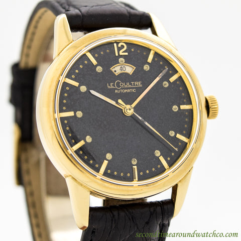 1950's Jaeger-Le Coultre Power Reserve Automatic Yellow Gold, 14k