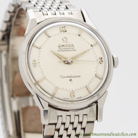 1962 Vintage Omega Constellation Ref. 14900-62-SC Stainless Steel Watch