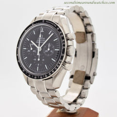 2000 Omega Speedmaster Professional Moon Ref. 145.0022/345.0022 Stainless Steel Watch