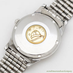1961 Vintage Omega Constellation Ref. 14381-11-SC Stainless Steel Watch