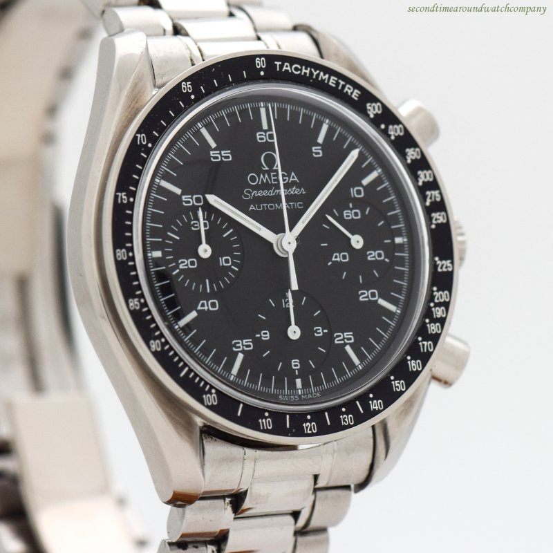 1994 Omega Speedmaster Automatic Ref. 175.0032.1 Stainless Steel Watch