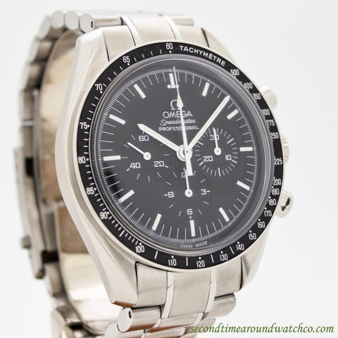 2000 Omega Speedmaster Professional Moon Ref. 145.022/345.0022 Stainless Steel Watch