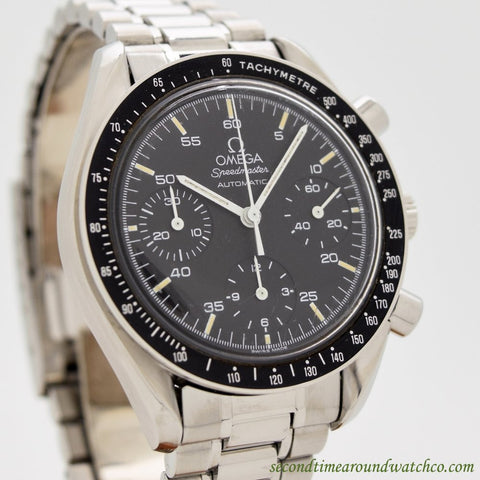 1991 Omega Speedmaster Automatic Ref. 175.0032/175.0033 Stainless Steel Watch