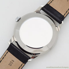 1957 Vintage International Watch Co. Stainless Steel Watch