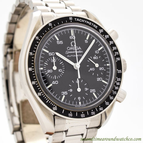 1998 Omega Speedmaster Automatic Ref, 175.0032 Stainless Steel Watch