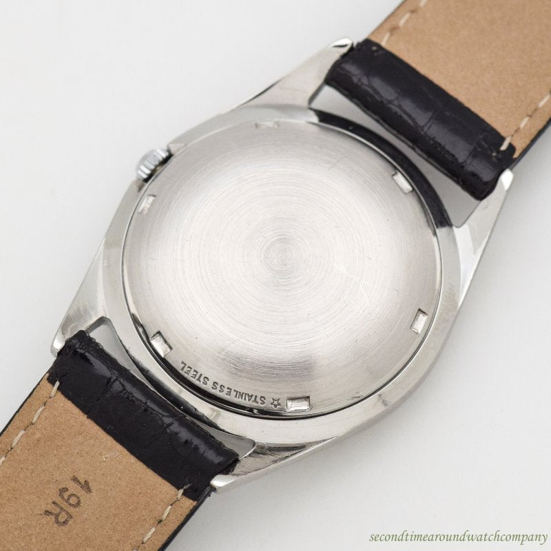 1958 Vintage Longines Automatic Ref. 2309-SW Stainless Steel Watch