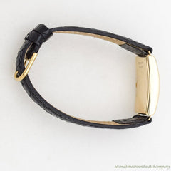 A. Men's Vintage  Tiffany & Co.  14k Yellow Gold