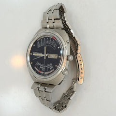 1971 Wittnauer 2001/W102 Stainless Steel