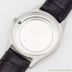 1970's Vintage Benrus Stainless Steel Watch