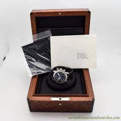 2007 Blancpain Flyback Leman Ref. 1735 Stainless Steel Watch