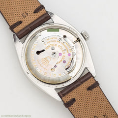 1961 Vintage Rolex Oyster Perpetual Reference 6556 Stainless Steel Watch