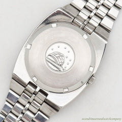 1969 Vintage Omega Constellation Day-Date Ref. 168.045/368.845 Stainless Steel Watch