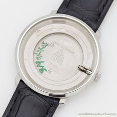 1971 Vintage Omega De Ville Ref. 115.0001 Stainless Steel Watch
