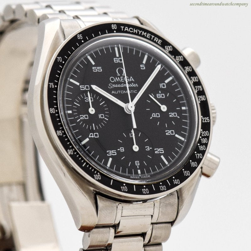 2000 Omega Speedmaster Automatic Ref. 175.0032 Stainless Steel Watch