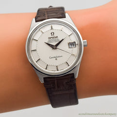 1969 Vintage Omega Constellation Reference 168.025 Stainless Steel Watch