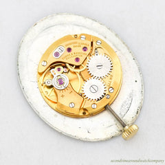 1980's era Baume & Mercier Ref. 37062 18k Yellow Gold Watch