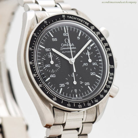 1996 Omega Speedmaster Automatic Ref. 175.0032 Stainless Steel Watch