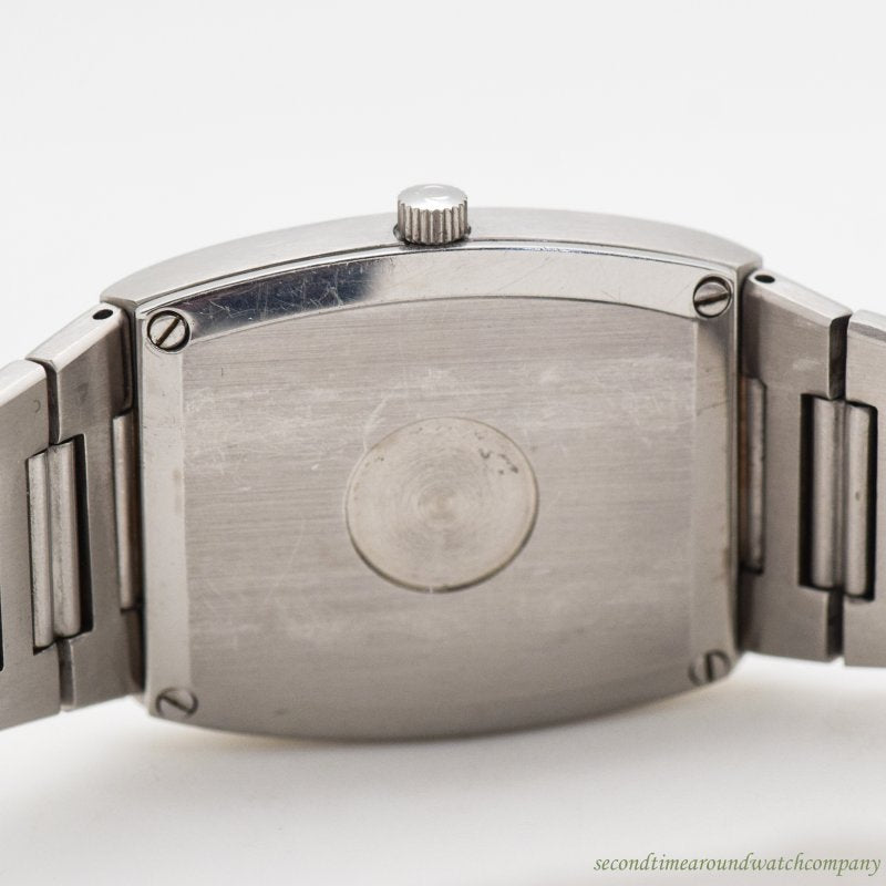 1973 Vintage Omega Constellation Reference 155.022/355.0815 Stainless Steel Watch