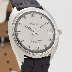 1970 Vintage Omega Seamaster Cosmic Reference 166.023 Stainless Steel Watch