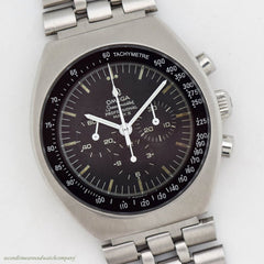1970 Vintage Omega Speedmaster Mark II Ref. 145.014 Stainless Steel Watch