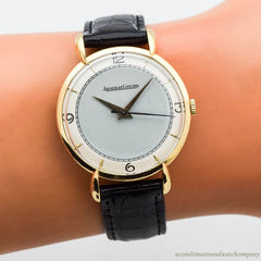 1940's era Jaeger LeCoultre 18k Yellow Gold Watch