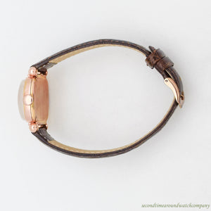 1940's Vintage Hamilton 10K Rose Gold Filled Watch