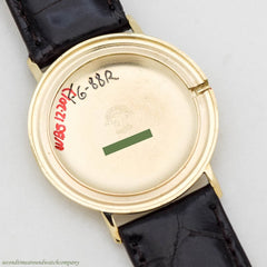1960's era Ulysse Nardin 14k Yellow Gold Watch