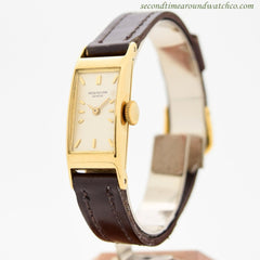 1943 Vintage Patek Philippe Ref. 2292 Ladies 18k Yellow Gold Watch