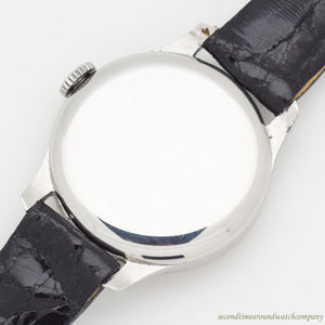 1935 Vintage Longines Steel Watch