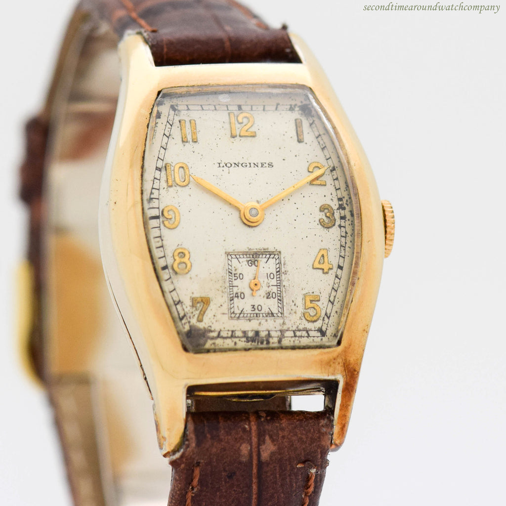 filled vintage wittnauer gold and watches secondhand c